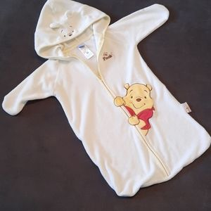 FREE w/ bundle-Pooh Sleeper size 0-6